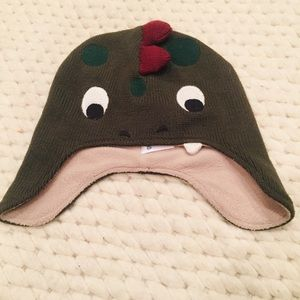 Gymboree dinosaur hat